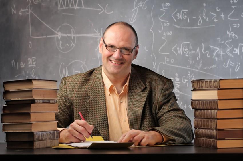 James D. Phipps, Mathematics Teacher