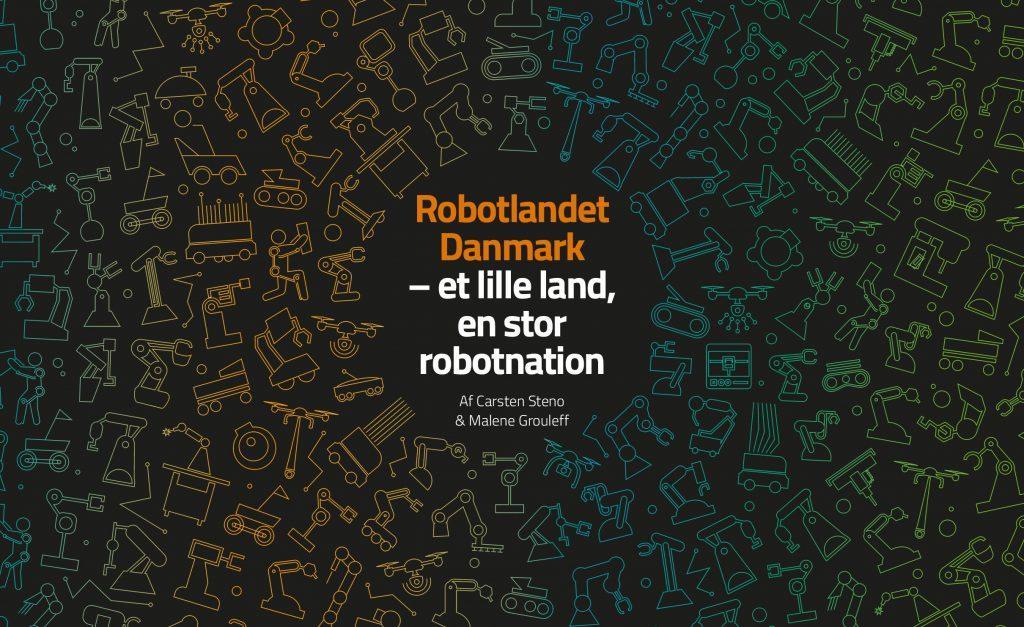 Lancering af ny robot-bog – in English!